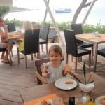 Breakfast at Sai Kaew Beach Resort Samet - 2011 - newpattaya.com