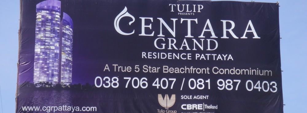 Tulip presents: Centara Grand Residence Pattaya - newpattaya.com