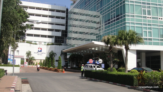 Bangkok Hospital Pattaya - 21 April 2012 - newpattaya.com