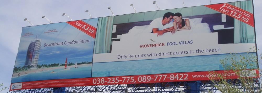 Mövenpick Spinnaker Residences - newpattaya.com