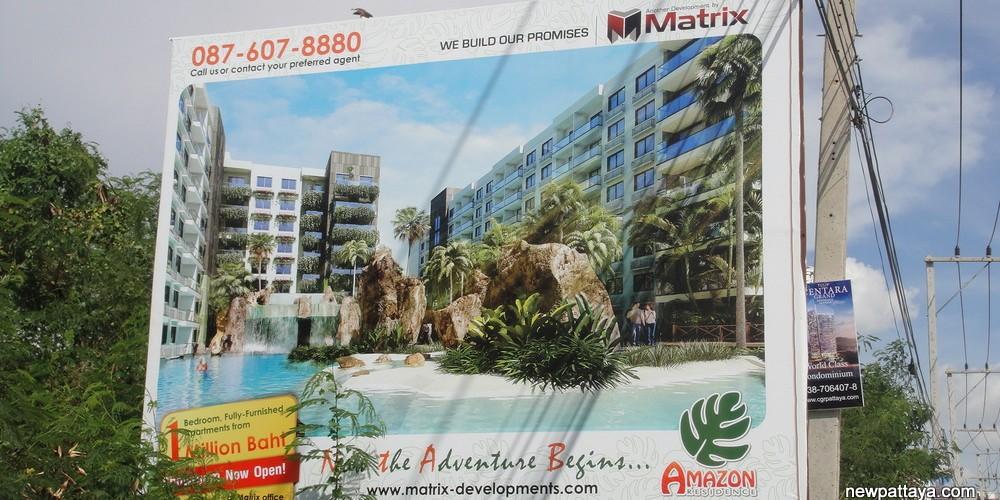 Amazon Residence - newpattaya.com