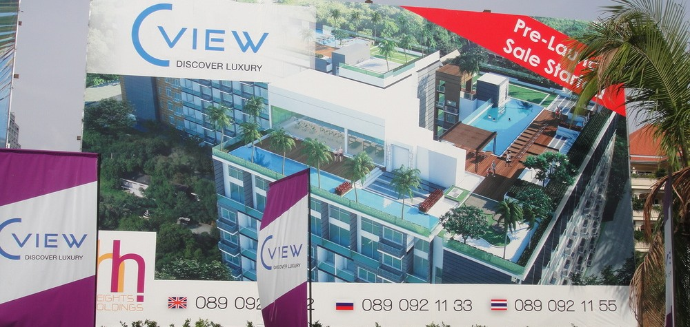 C View - Heights Holdings - newpattaya.com