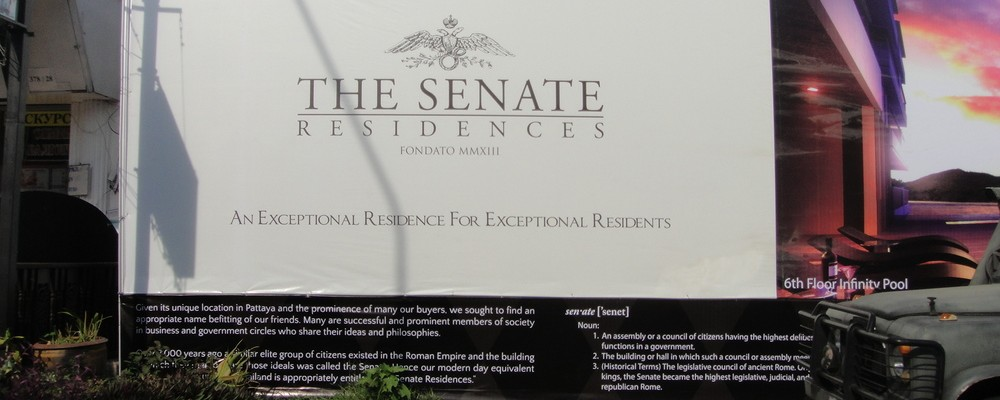 The Senate Residences - newpattaya.com