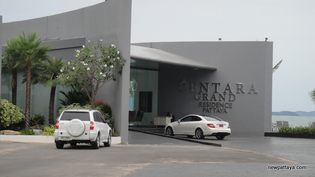 Centara Grand Residence - 3 May 2012 - newpattaya.com