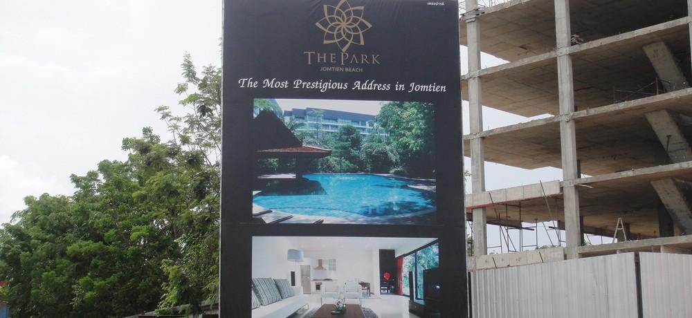 The Park Jomtien - newpattaya.com