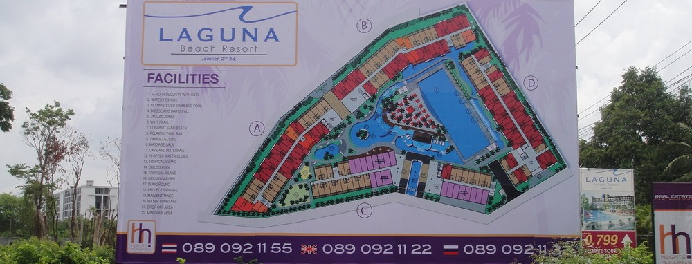 Laguna Beach Resort - Heights Holdings - newpattaya.com