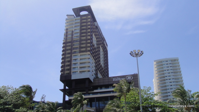 Hilton Hotel Pattaya - 19 June 2012 - newpattaya.com