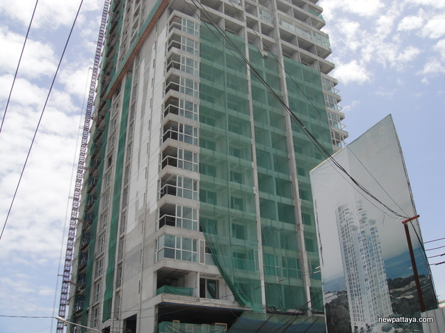 Amari Residences Pattaya - 30 July 2014 - newpattaya.com