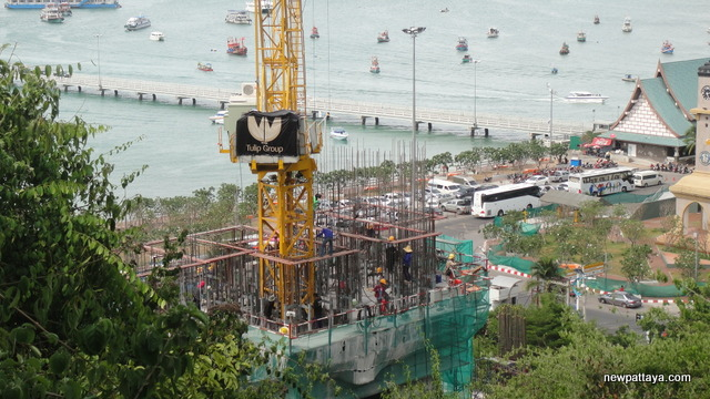 Waterfront Suites & Residences - 20 May 2013 - newpattaya.com