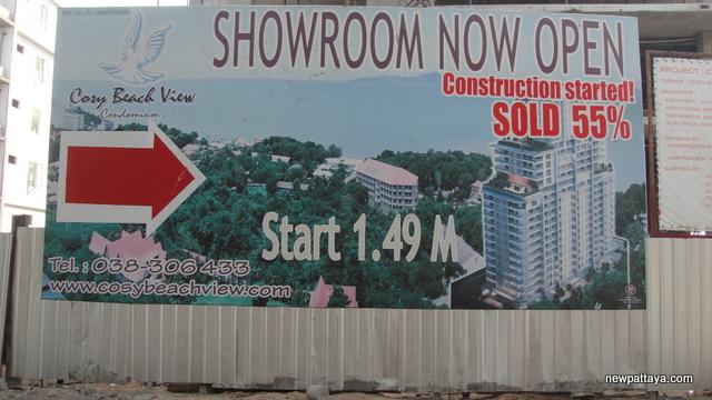 Cosy Beach View - 28 April 2012 - newpattaya.com