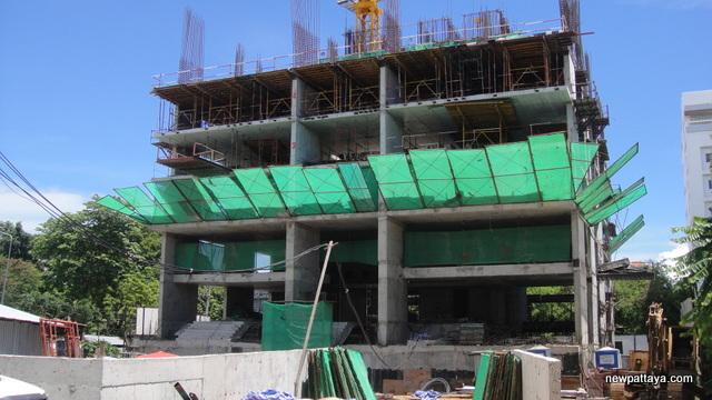 Amari Residences Pattaya - 7 June 2013 - newpattaya.com