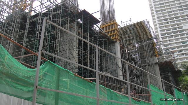 Wong Amat Tower - Architect Mario Kleff - 23 May 2012 - newpattaya.com
