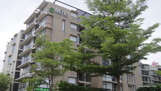 @Mind Hotel & Serviced Apartments - newpattaya.com - 24 May 2012