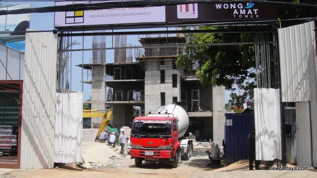 Wong Amat Tower - 15 June 2012 - newpattaya.com
