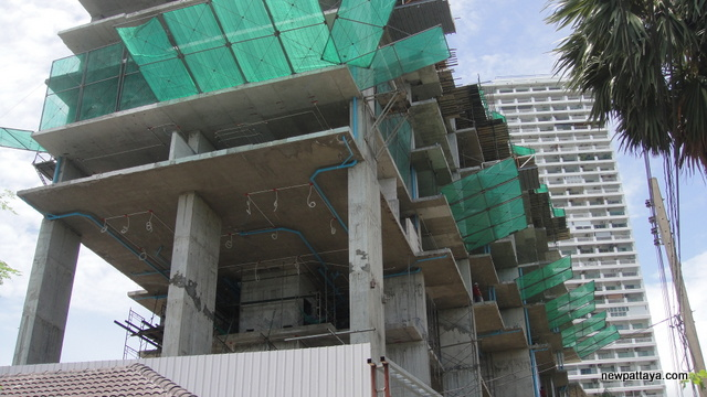 Wong Amat Tower - 28 July 2012 - newpattaya.com