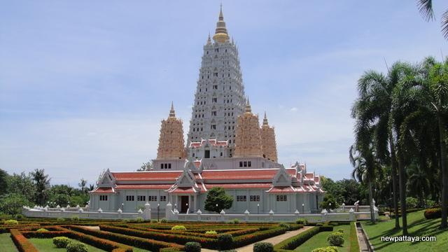 Wat Yansangwararam - 12 August 2012 - newpattaya.com