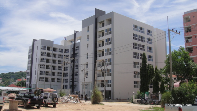 Novana Residence South Pattaya - 2 July 2013 - newpattaya.com