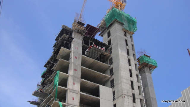 Wong Amat Tower - 24 August 2012 - newpattaya.com
