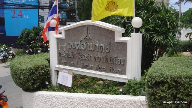 Near Wong Amat Tower - 1 September 2012 - newpattaya.com
