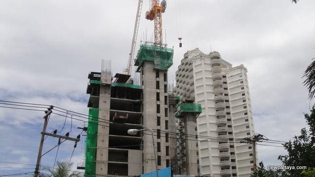 Wong Amat Tower - 1 September 2012 - newpattaya.com