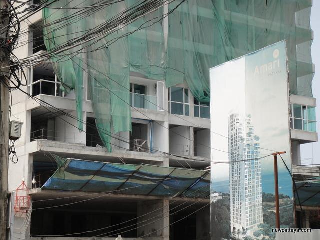 Amari Residences Pattaya - 17 March 2014 - newpattaya.com