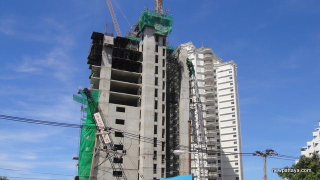 Wong Amat Tower - 4 October 2012 - newpattaya.com