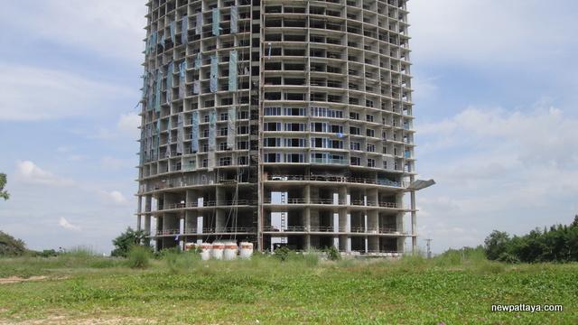 Mövenpick Spinnaker Residence - 23 October 2012 - newpattaya.com