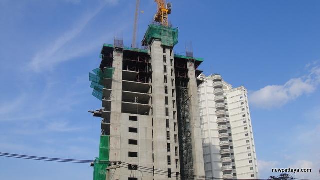 Wong Amat Tower - 29 October 2012 - newpattaya.com