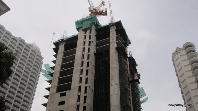 Wong Amat Tower - 13 November 2012 - newpattaya.com