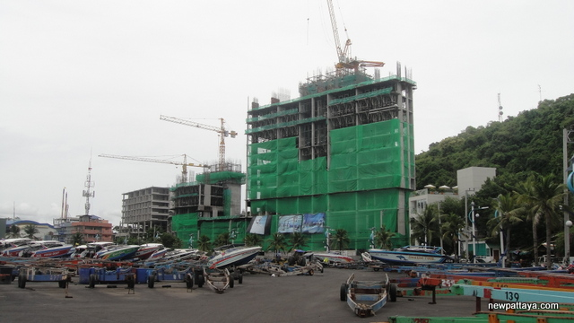 Waterfront Suites & Residences - 22 August 2013 - newpattaya.com
