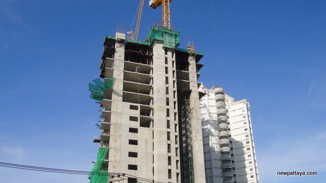 Wong Amat Tower - 18 November 2012 - newpattaya.com