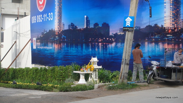 Wong Amat Tower - 26 November 2012 - newpattaya.com