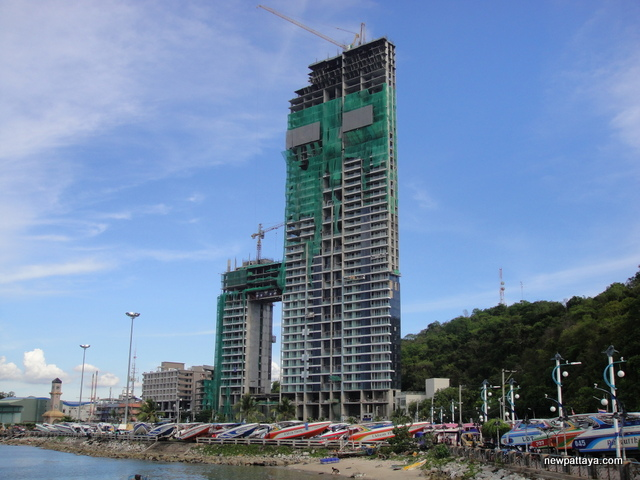 Waterfront Suites and Residences - 30 May 2014 - newpattaya.com