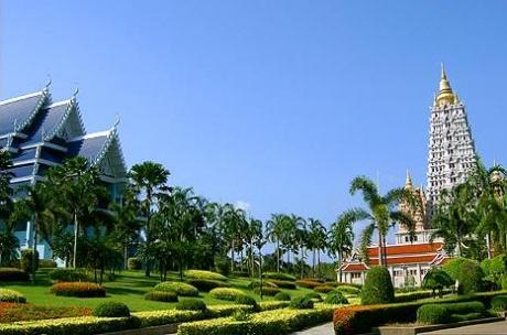 Wat Yanasangwararam - newpattaya.com