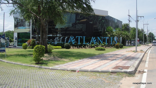Atlantis Condo Resort - 4 June 2012 - newpattaya.com