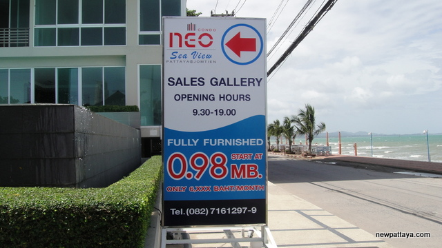 Neo Sea View - 12 June 2012 - newpattaya.com