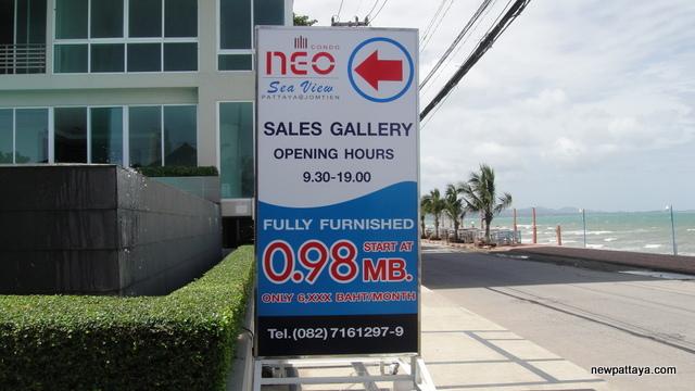 Neo Sea View - 12 June 2012 - newpattaya.com