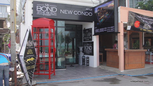 Mr Bond @ The Beach - 12 June 2012 - newpattaya.com