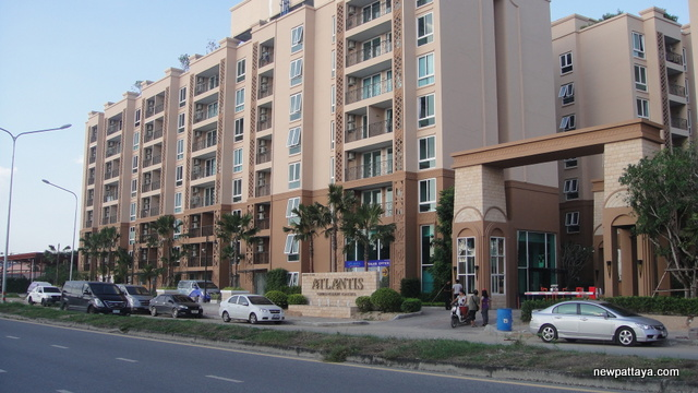 Atlantis Condo Resort - 15 November 2014 - newpattaya.com