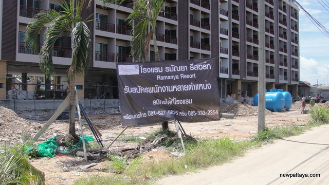 Ramanya Resort - 8 September 2012 - newpattaya.com