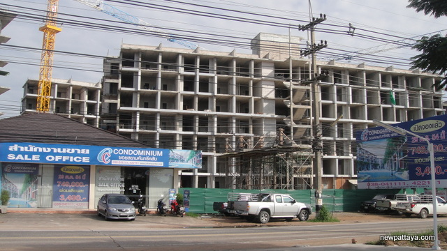 CC Condominium - 19 November 2012 - newpattaya.com