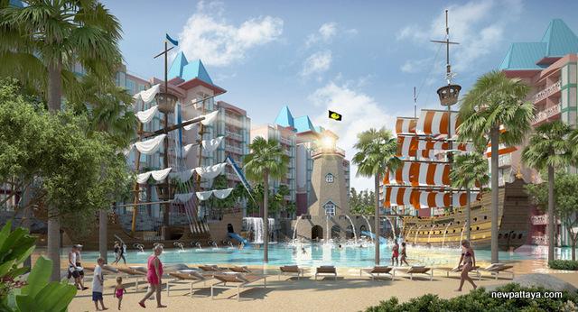 Grande Caribbean Condo Resort - newpattaya.com