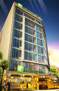 Holiday Inn Express Pattaya - newpattaya.com