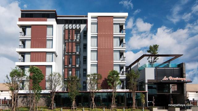 Le Vernissage Hotel - newpattaya.com
