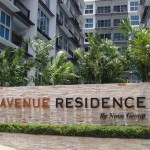 The Avenue Residence - 24 May 2012 - newpattaya.com