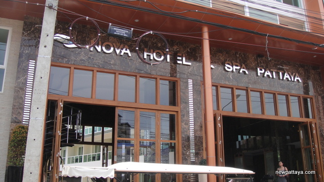 Centara Nova Hotel & Spa, Centara Boutique Collection - 24 May 2012 - newpattaya.com