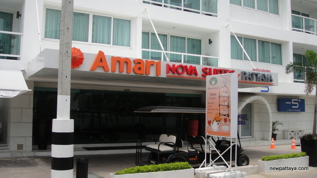 Amari Nova Suites Pattaya - 24 May 2012 - newpattaya.com