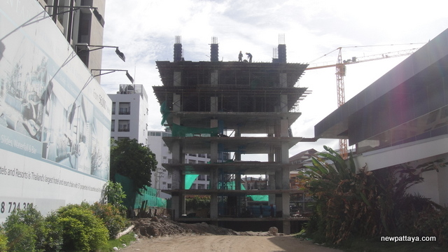 Centara Avenue Residence & Suites Pattaya - 17 June 2013 - newpattaya.com
