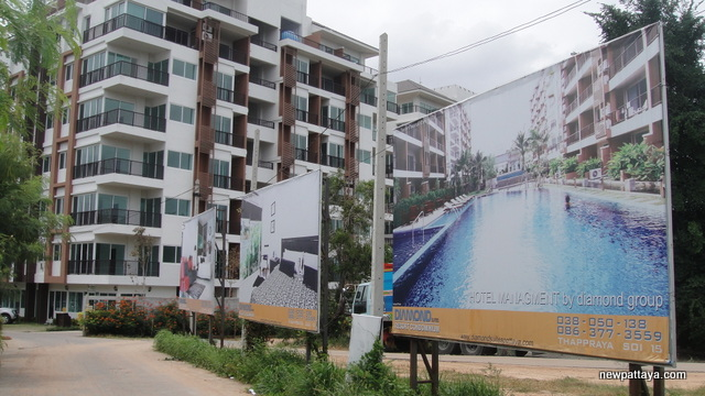 Diamond Suites Resort Condominium Pattaya - 3 July 2012 - newpattaya.com