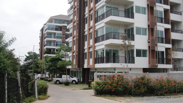 Diamond Suites Resort Condominium Pattaya - 3 July 2012 - newpattaya.com